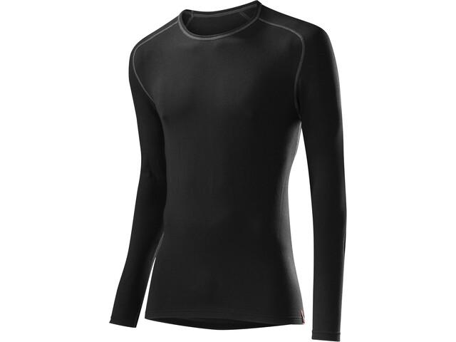 Löffler Transtex Warm Longsleeve Shirt Heren, black